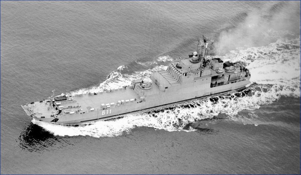 PROJEKT 108/PROJEKT 109 - Fernmeldeaufklärung der Bundesmarine ...